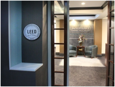 Vanderbilt Financial Group Goes LEED Platinum