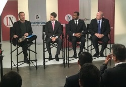 Investment News held a panel discussion of ESG, SRI, and impact investing.