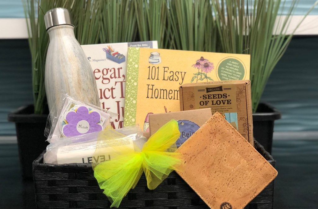 "Win Your ""Spring Into Sustainability"" Goodie Basket from Vanderbilt Financial!"