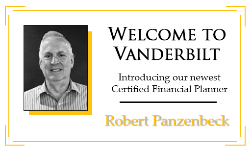 Vanderbilt Grows: Welcome Robert Panzenbeck