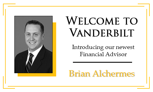 Vanderbilt Grows: Welcome Brian Alchermes
