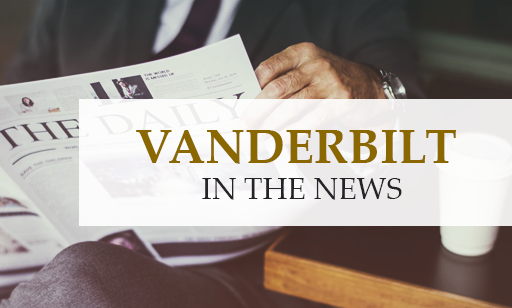Vanderbilt to speak at More Than Money Event this Thursday!