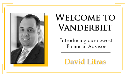Vanderbilt Grows: Welcome David Litras