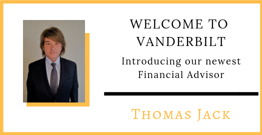 Vanderbilt Grows: Welcome Thomas Jack