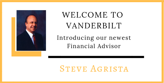 Vanderbilt Grows: Welcome Stephen Agrista