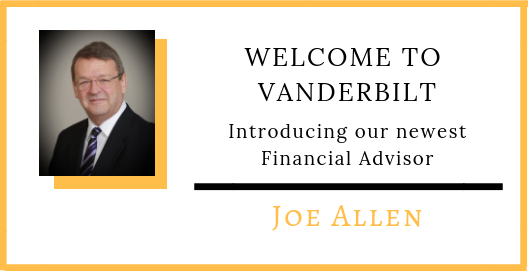 Vanderbilt Grows: Welcome Joseph Allen